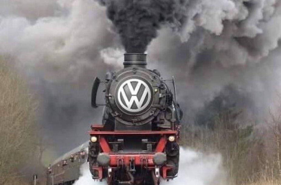 VW lokomotyvas