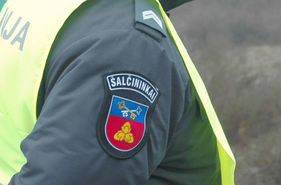 Šalčininkų policija