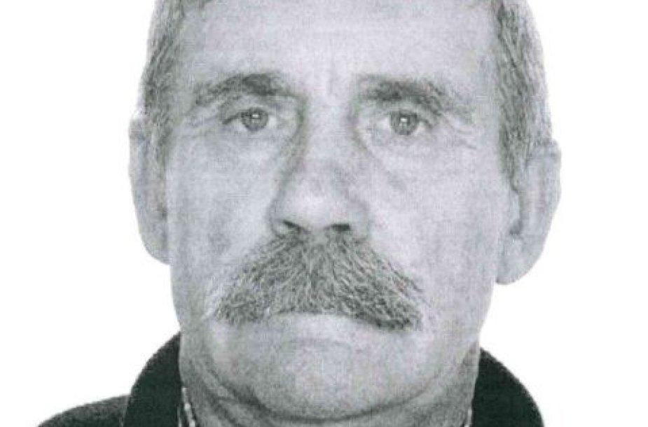 Klaipėdoje ieškoma pradingusio V. Bartiško.