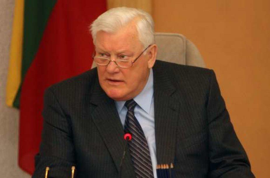 A. Brazauskas