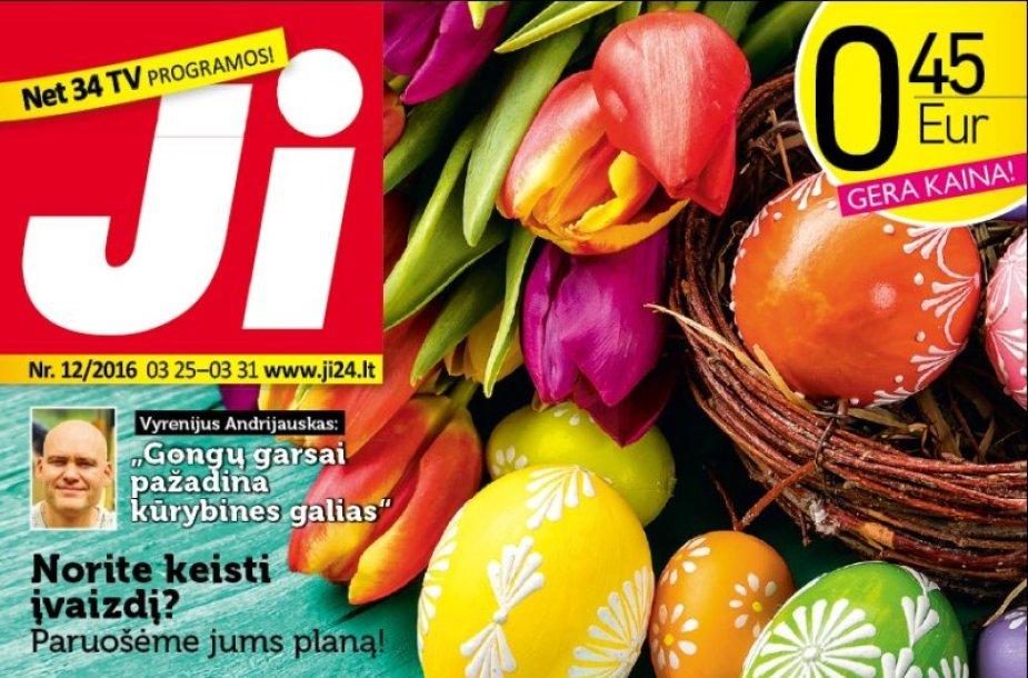 "Žurnalas ""Ji"" (12 Nr.)"