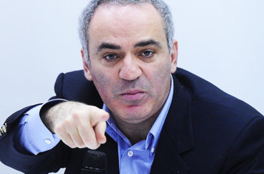 Гарри Каспаров стал гражданином Хорватии