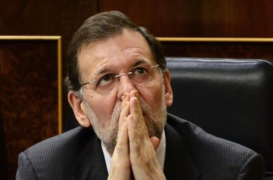 Mariano'as Rajoy'us