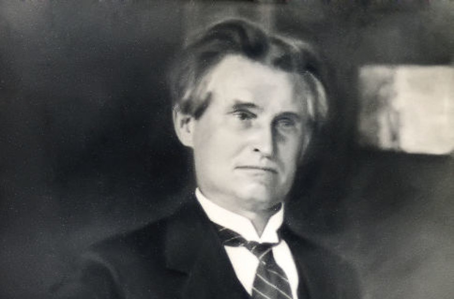 K.Griniaus portretas