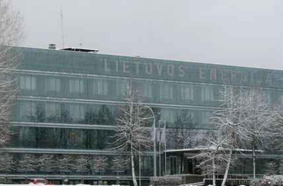 """""""Lietuvos energijos"""" pastatas"""