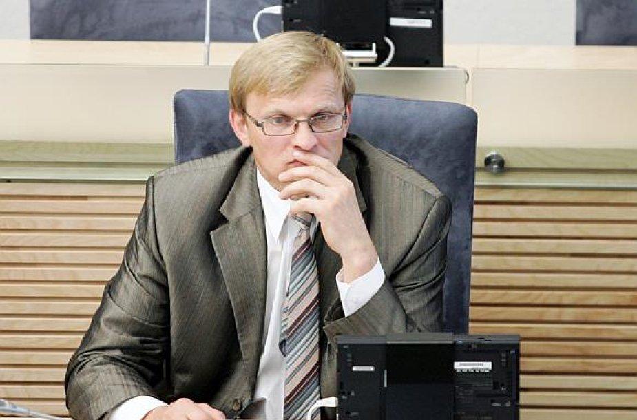 Generalinis prokuroras Algimantas Valantinas