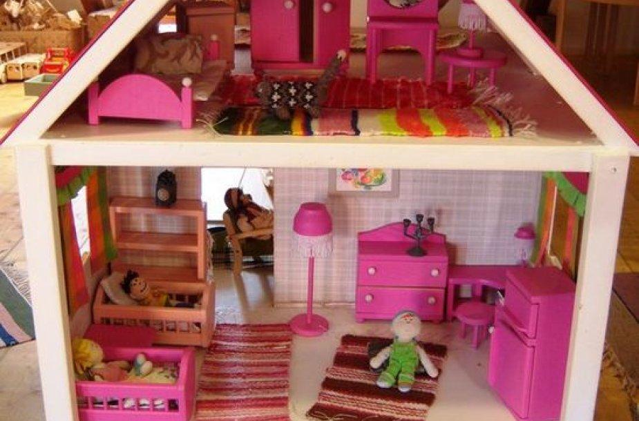 Žaislų muziejuje