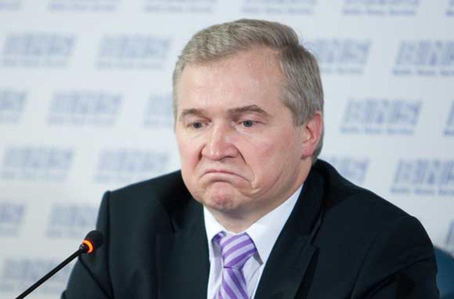 Buvęs Maskvos prefektas Jurijus Chardikovas