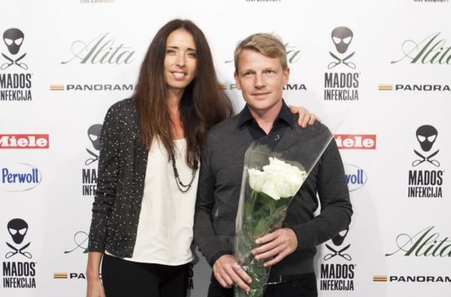Marius ir Brigita Jovaišos