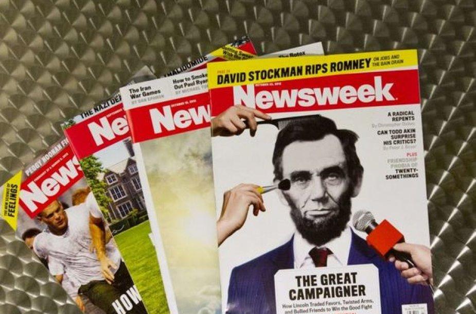 "JAV savaitraštis ""Newsweek"""