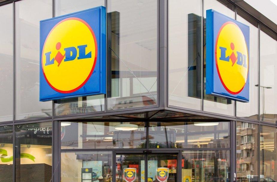 """Pirmoji """"Lidl"""" parduotuvė 2020 metais duris atvers Trakų Vokėje."""