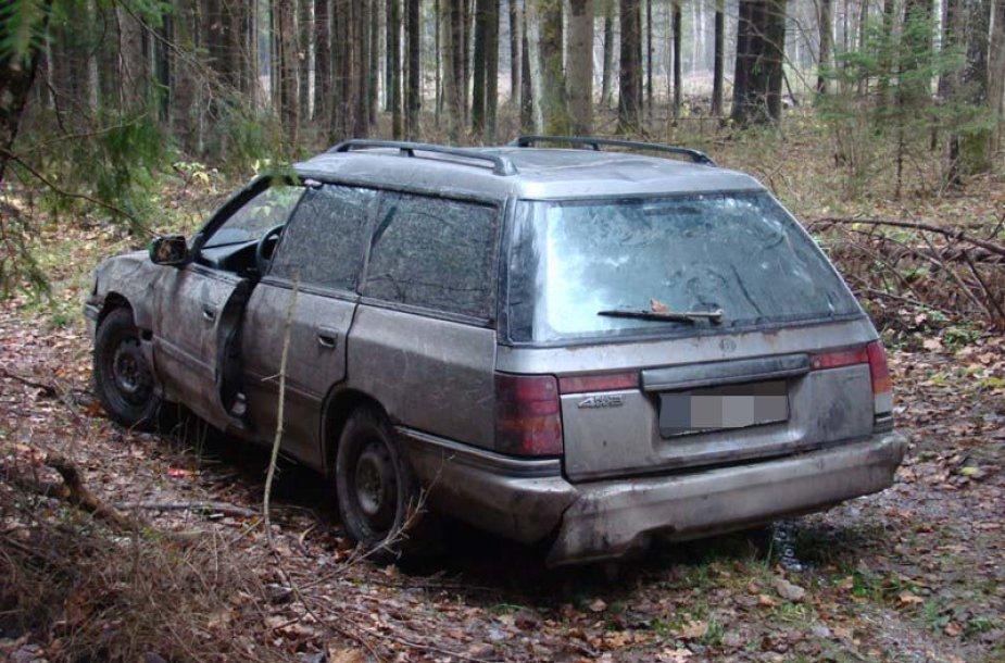 """Automobilis """"Subaru"""""""