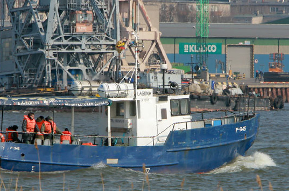Klaipėdos jūrų krovinių kompanija laikinai liko be svarbiausių vadovų