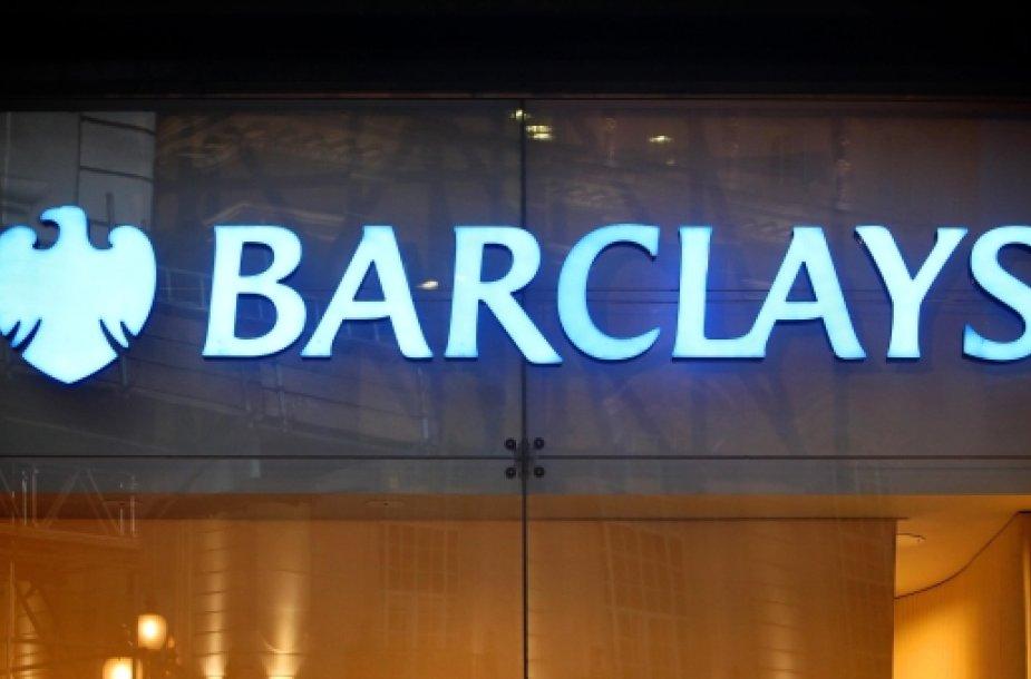 """""""Barclays"""" logotipas"""