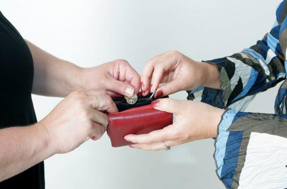 Grynieji gali Jus išgelbėti, kai skubiai reikia lėšų vartojimui.