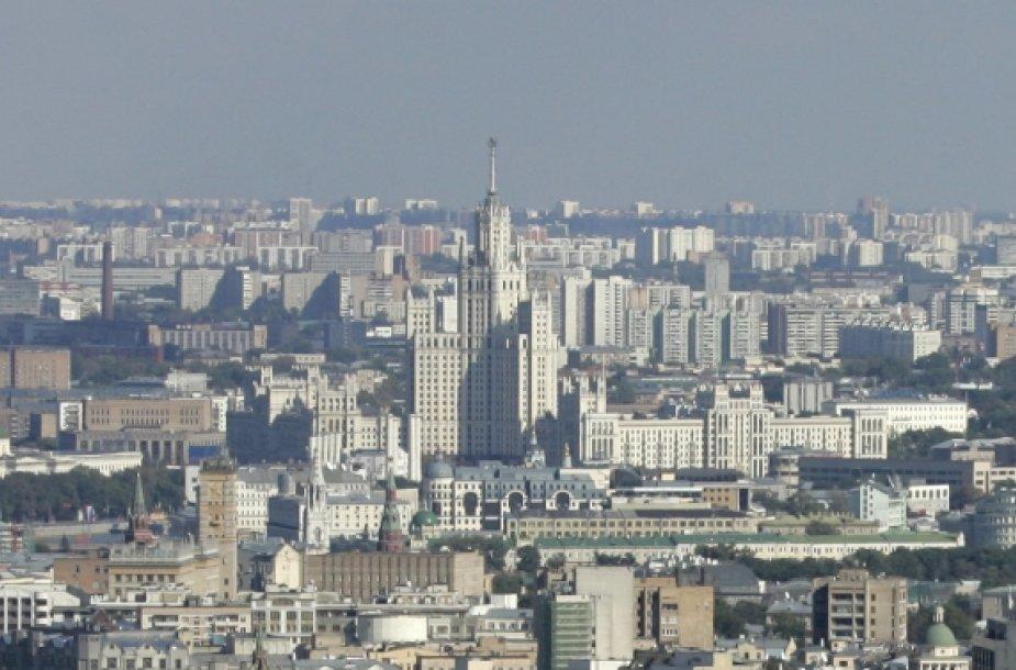 Rusijos užsienio reikalų ministerijos rūmai