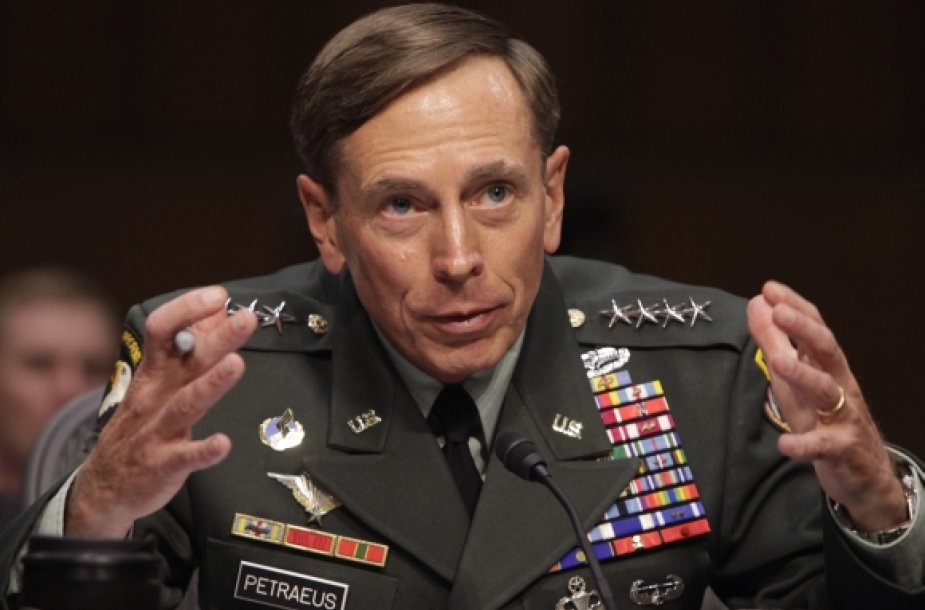 Davidas Petraeusas