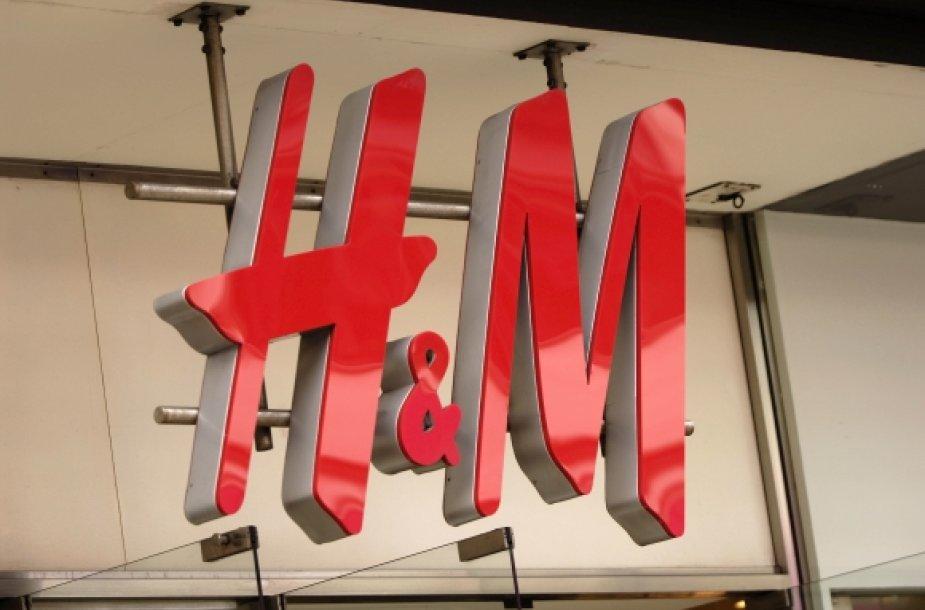 """H&M"" logotipas"