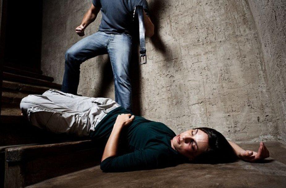 Smurto šeimoje pasekmės