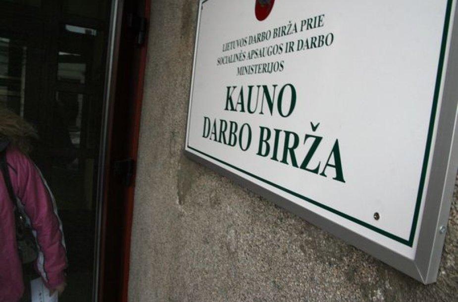 Darbo biržos duomenimis, per savaitę Kaune įsidarbino 220 asmenų.