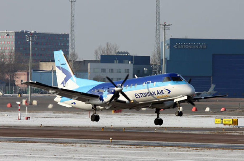 """Estonian Air"" lėktuvas"