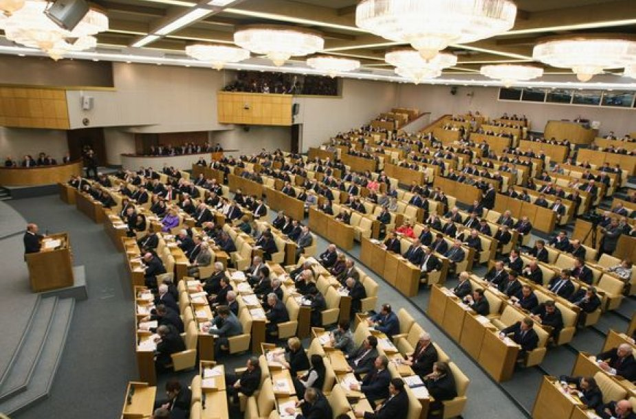 Rusijos parlamentas