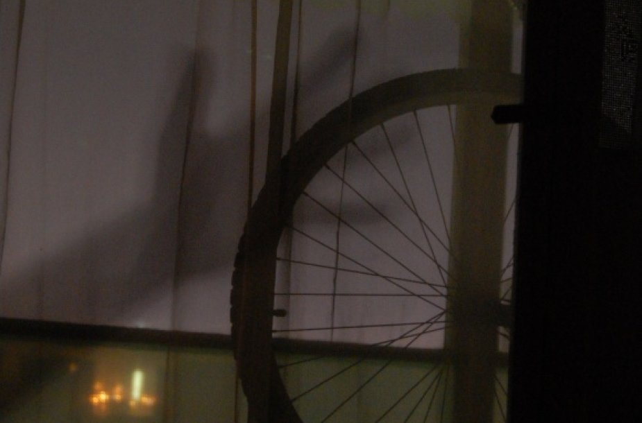 Dviračio ratas, vagystė