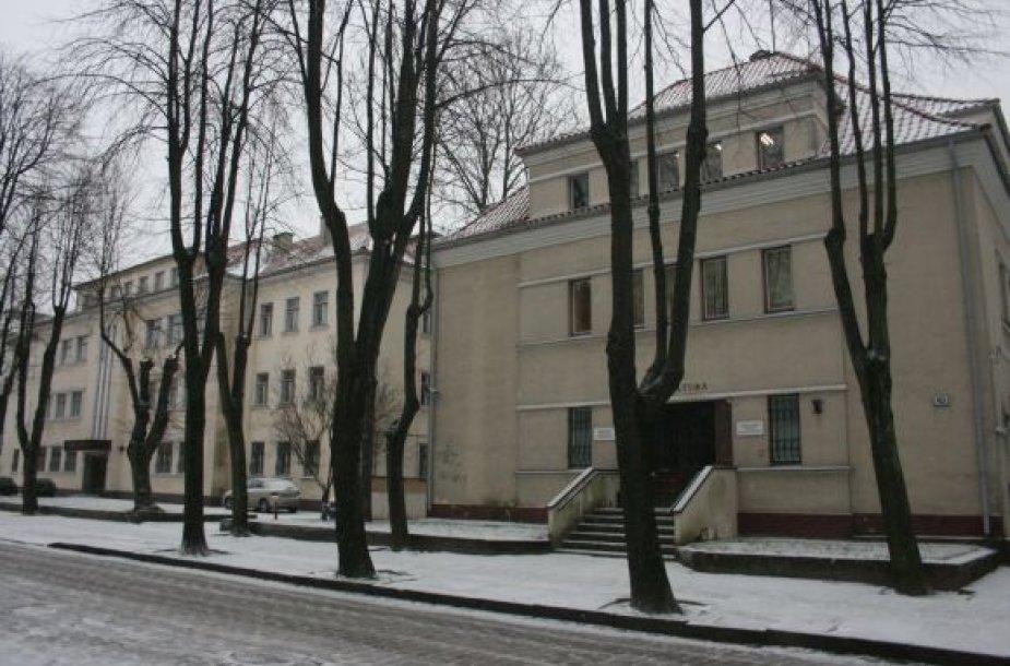Klaipėdos apygardos prokuratūroje trečiadienį antrąkart atlikta tarptautinė liudytojo apklausa.