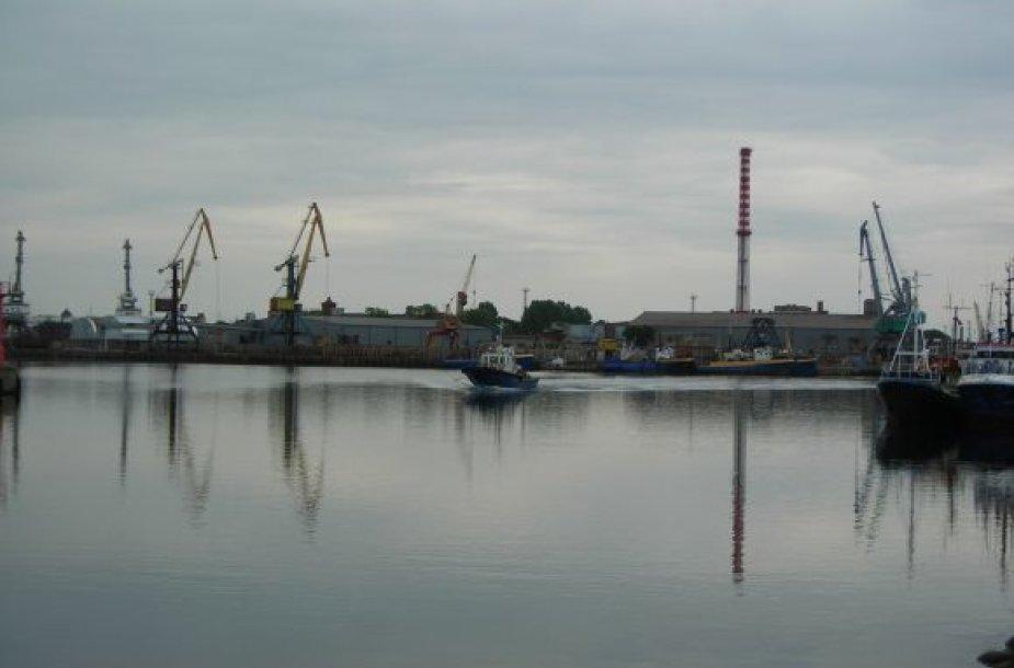 Liepojos uostas