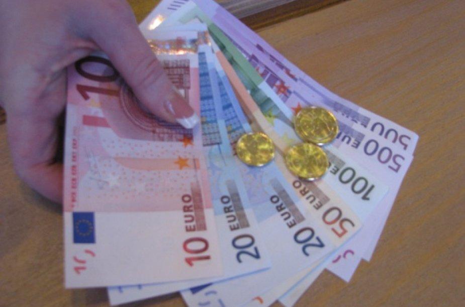 Eurų banknotai