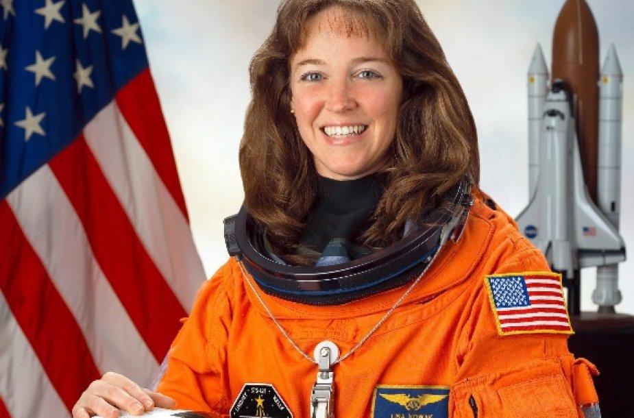 Astronautė Lisa Nowak