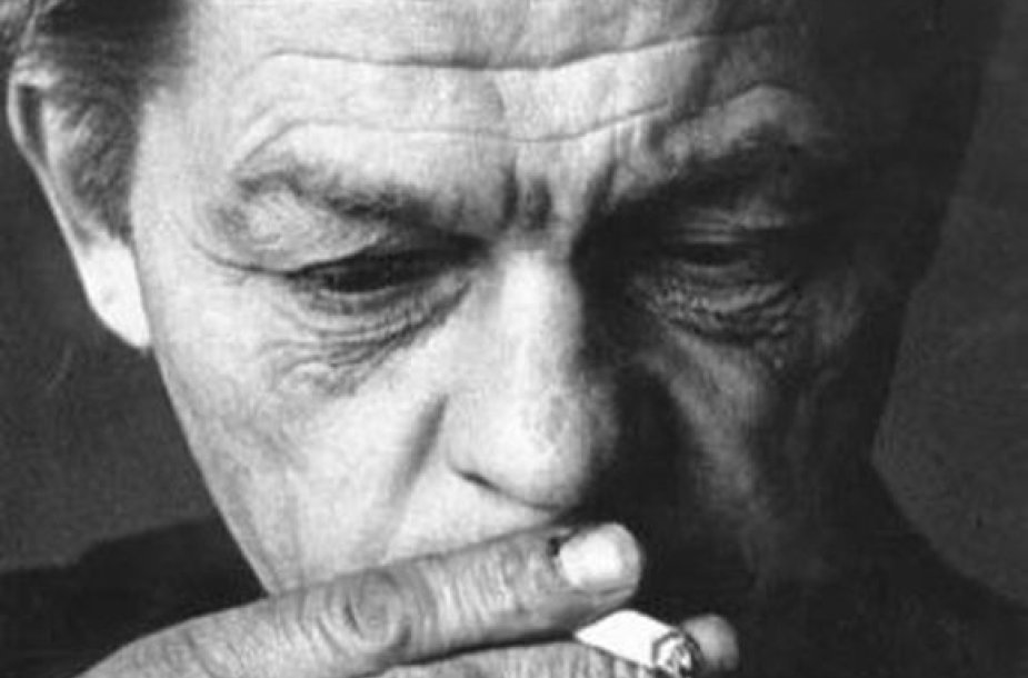 Poetas Paulius Širvys