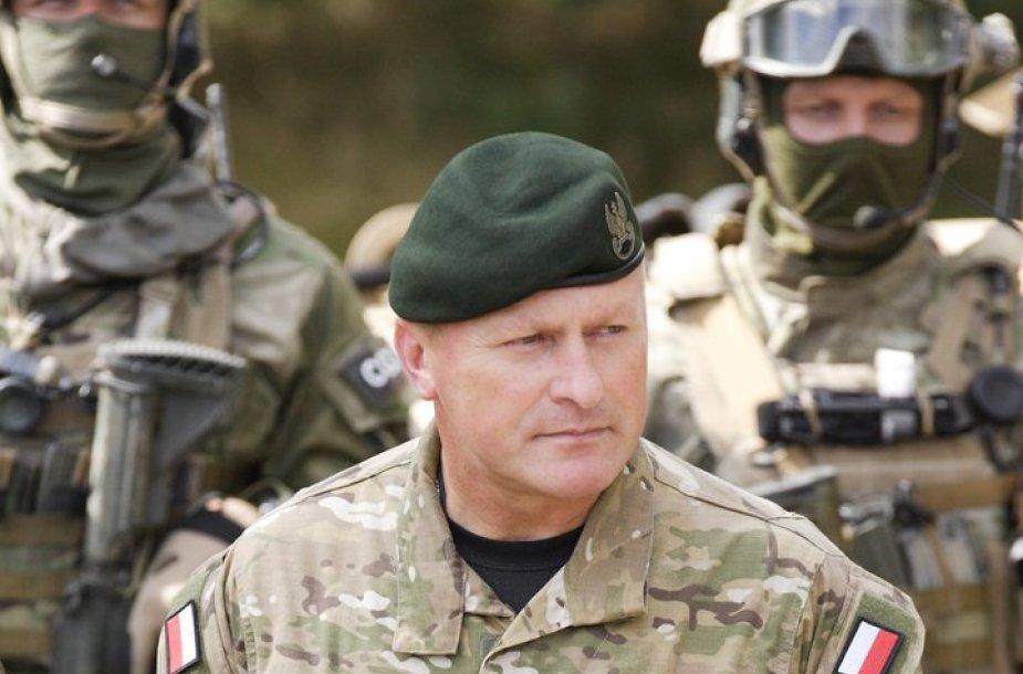 Lenkijos karys