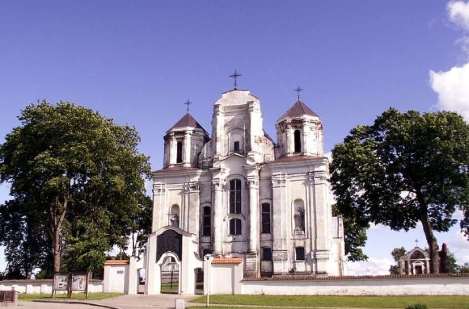 Kražių bažnyčia