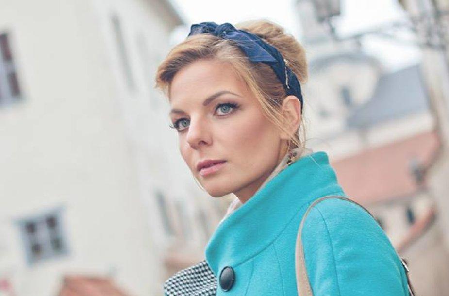 Monika Budinaitė Žadeikienė