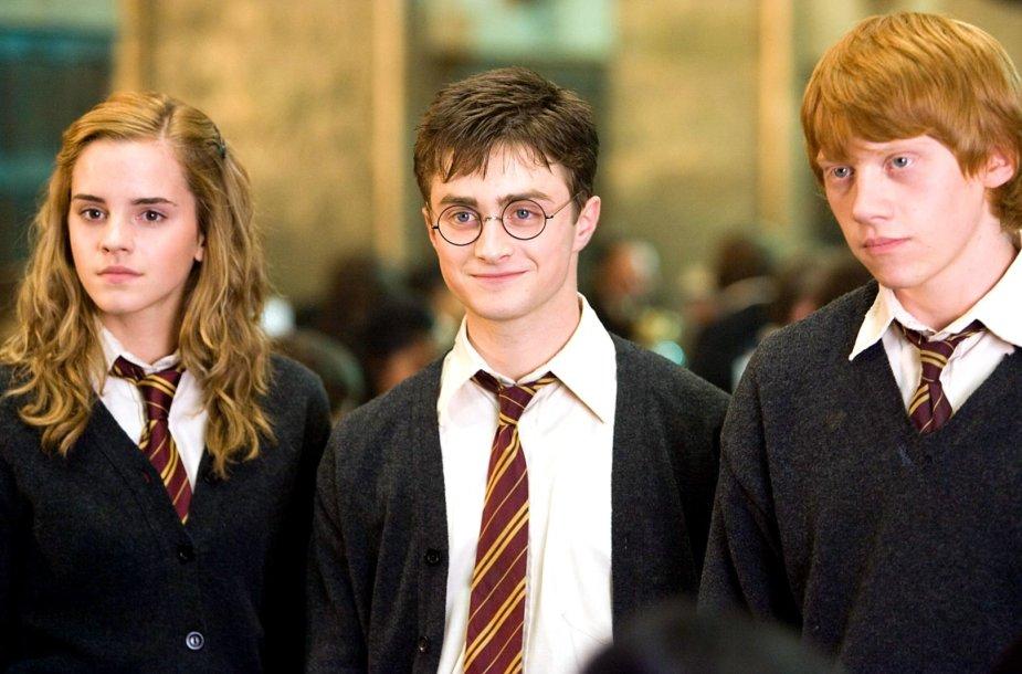 """Kadras iš filmo """"Haris Poteris"""""""