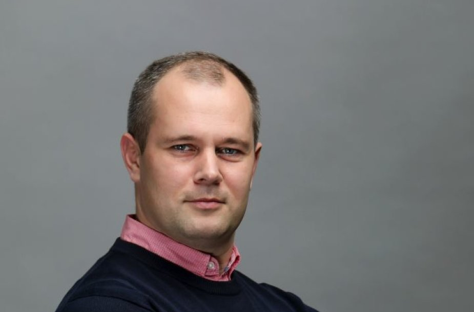 Lean specialistas Modestas Kisielius
