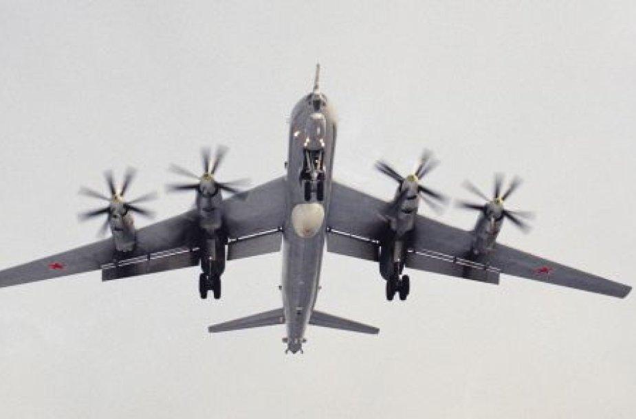 Lėktuvas Tu-142