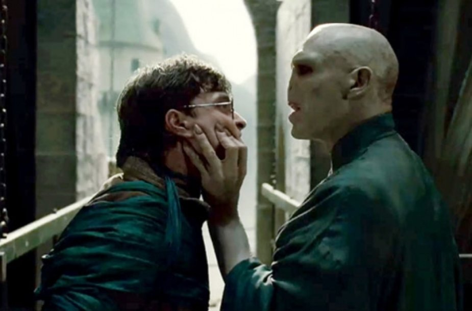 """""""Haris Poteris ir mirties relikvijos. 2 dalis"""""""