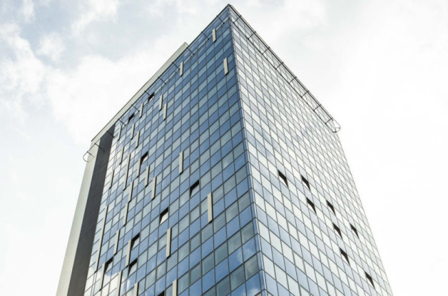 """""""Grand Office"""" biurų pastatas Vilniuje"""