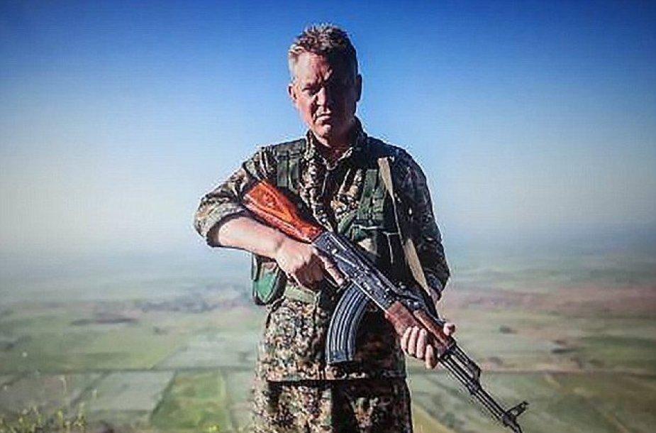 Michaelis Enrightas Sirijoje