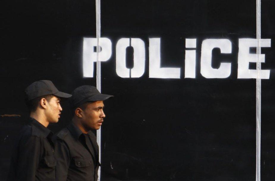 Egipto policininkai