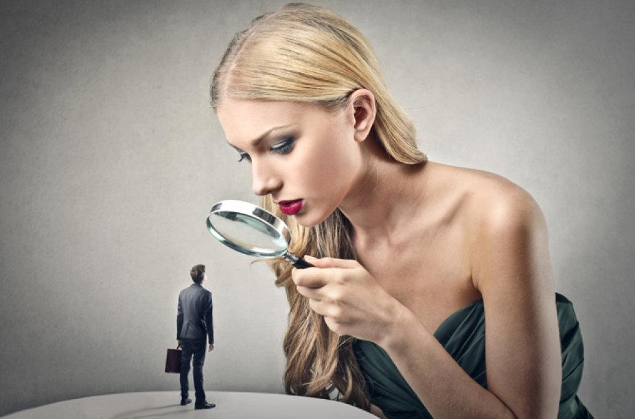 Kaip suprasti, kad vyras jums meluoja?