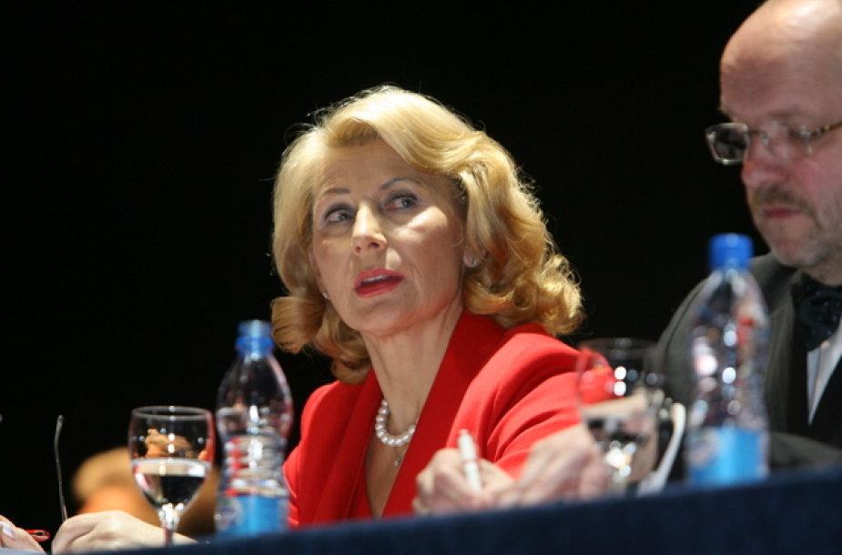 LSDP pirmininko pavaduotoja Milda Petrauskienė