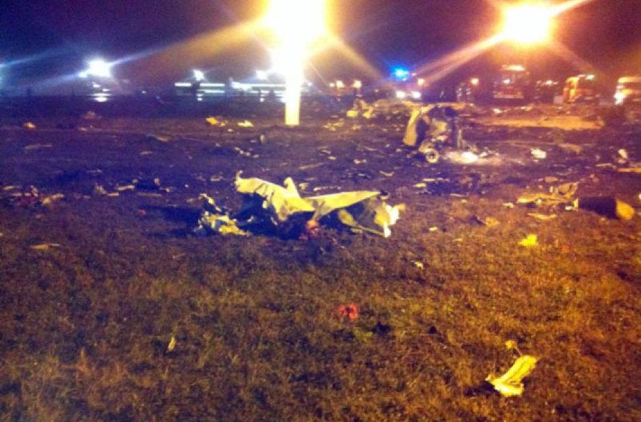 """""""Boeing"""" katastrofos Kazanėje vaizdai 2013 m. lapkričio 17 d."""