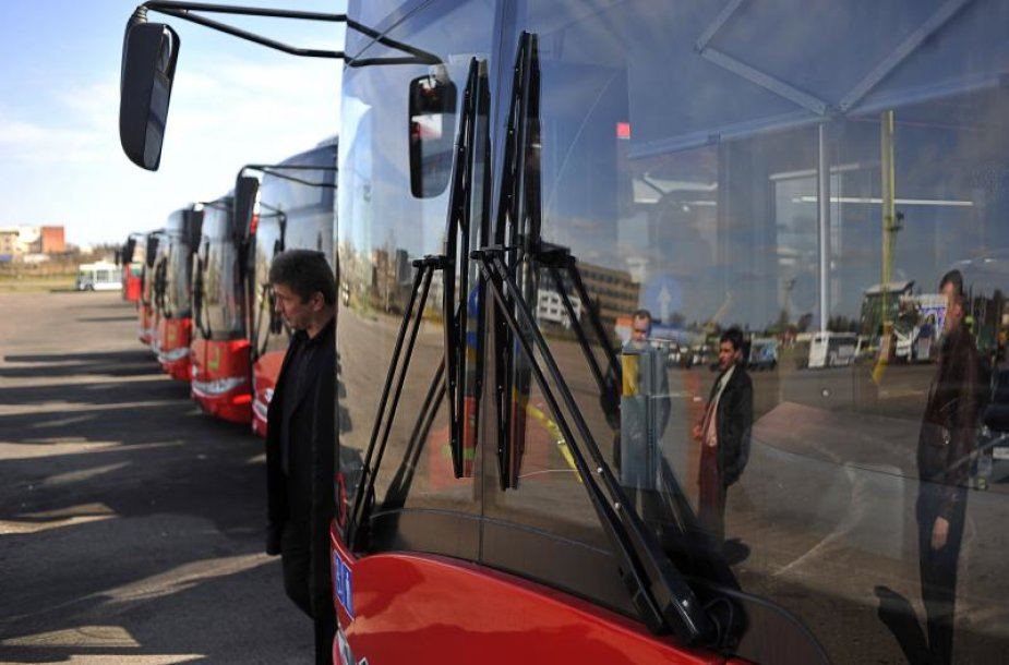 Ekologiški autobusai