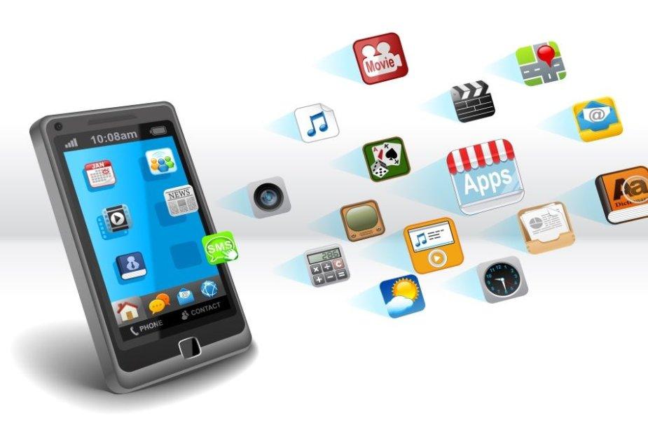 Mobiliosios aplikacijos