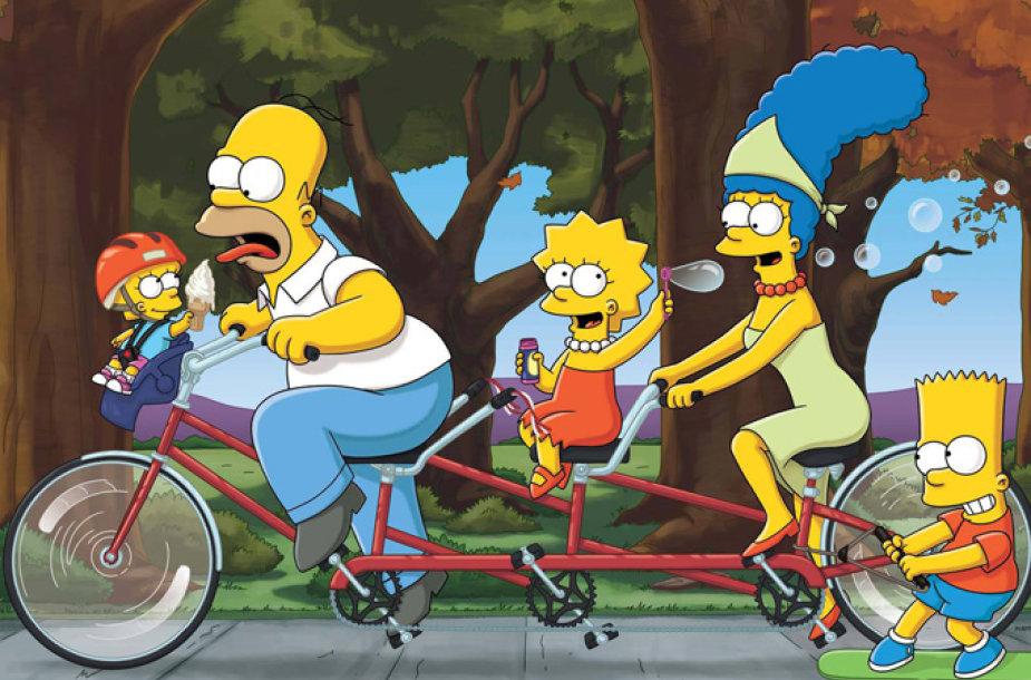 Simpsonų šeima