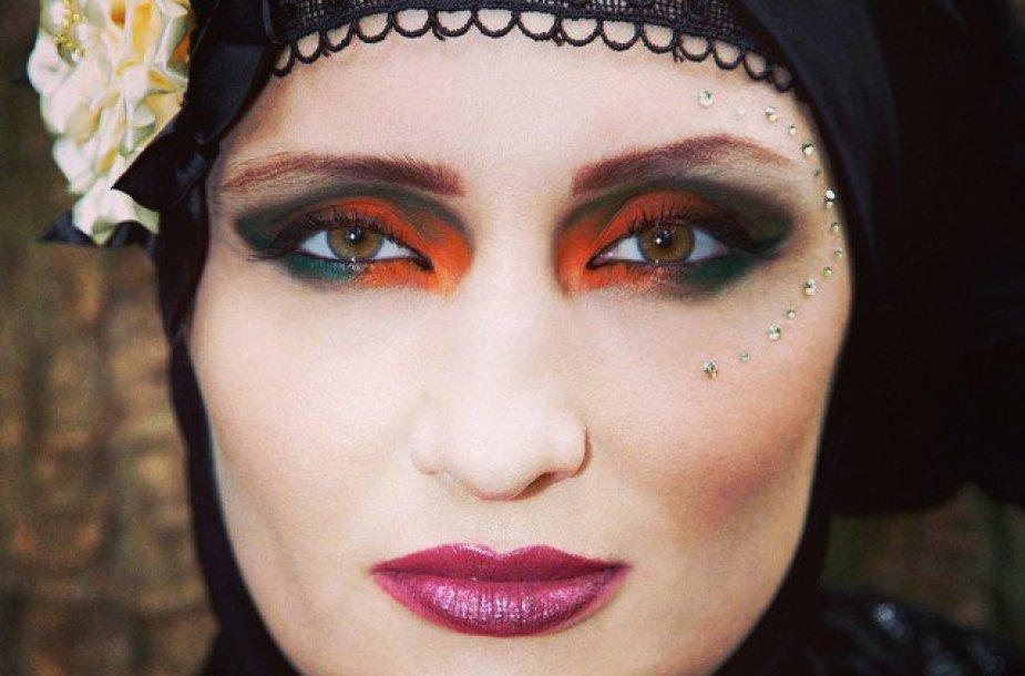 Islamą išpažįstanti londonietė Daiva noriai pasninkauja per Ramadaną.