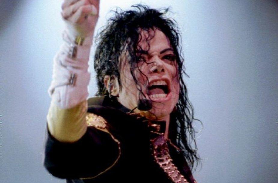 2 vieta – dainininkas Michaelas Jacksonas – 145 mln. JAV dolerių